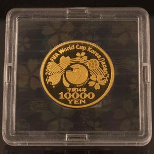 2002 FIFAワールドカップ 記念貨幣 1万円金貨 プルーフ貨幣 jewelelegance 03