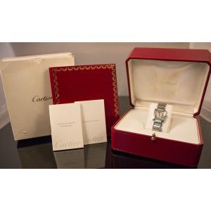 カルティエ  Cartier タンクフランセーズSM  W51008Q3|jewelelegance