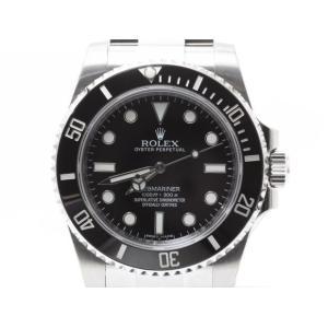 ロレックス ROLEX サブマリーナ ノンデイト 114060 未使用品|jewelelegance