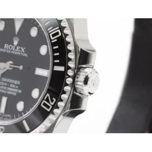 ロレックス ROLEX サブマリーナ ノンデイト 114060 未使用品|jewelelegance|02