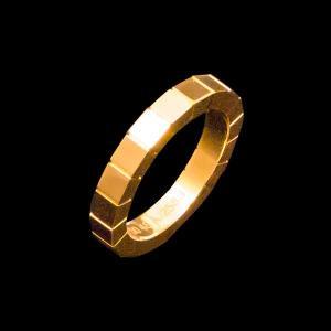カルティエ ラニエール リング YG750 K18 イエローゴールド|jewelelegance
