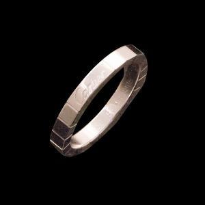 カルティエ ラニエール リング WG750 K18 ホワイトゴールド|jewelelegance