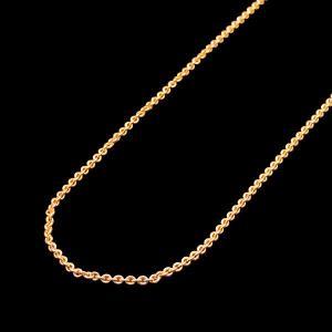 ブルガリ B.zero1 ネックレス YG750 K18イエローゴールド (トップなし)|jewelelegance
