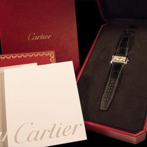 カルティエ Cartier ミニタンク ディバン 2599 【新品】|jewelelegance