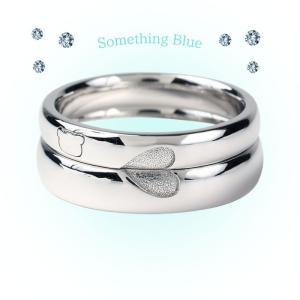 リラックマ サムシングブルーダイヤ ペアリング Ring|jewelplus