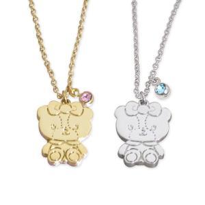 ハローキティグッズ キティ キティちゃん プレゼント 女性 Hello Kitty × ニコラ(Sweet GIRLS) タイニーチャム ペンダント ギフト ラッピング 半額SALE|jewelplus
