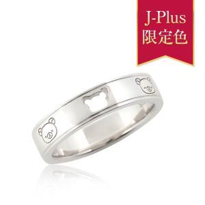 リラックマ リラックマ グッズプレゼント 女性 フェイス&シルエットリング 指輪 rilakkuma シルバー925 ギフト 卒業 新生活|jewelplus