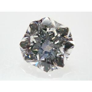 IF品質 ダイヤモンド ルース 0.311ct E INTERNALLY FLAWLESS  DE BEERS 8角形