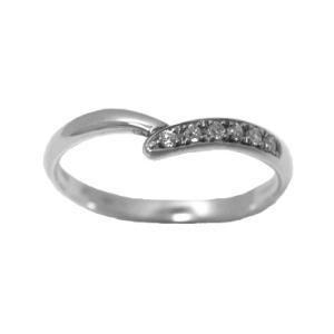 マリッジリング ダイアモンド 0.03ct 巾2.5mm プラチナ Pt900 S05|jewelry-matumoto