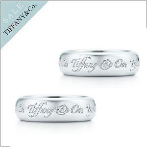 TIFFANY&CO. ティファニー ノーツ Tiffany& Co.リング ペアー 並行輸入品