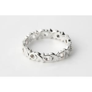 TIFFANY&CO. ラブ&キスバンド リング...の商品画像
