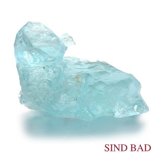 アクアマリン ルース 裸石 原石 78.5g 3月 誕生石|jewelry-sindbad