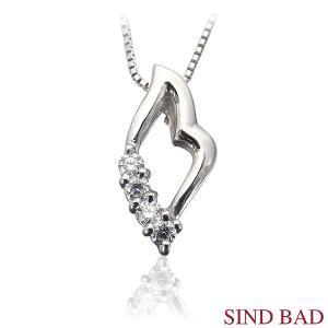 ●ダイヤモンド:0.07ct ●素材(ペンダントヘッド):プラチナ900 ●素材(チェーン):プラチ...
