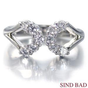 スイートテンダイヤモンド 指輪 プラチナ リング 0.3ct|jewelry-sindbad