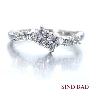 スイートテンダイヤモンド 指輪 プラチナ リング 0.3ct スイート10 スイートテン|jewelry-sindbad