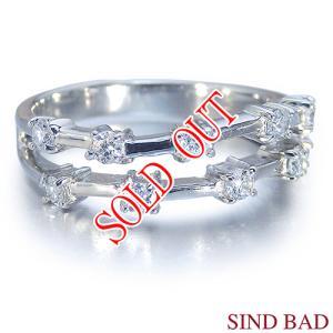 スイートテンダイヤモンド 指輪 プラチナ リング 0.323 ct|jewelry-sindbad