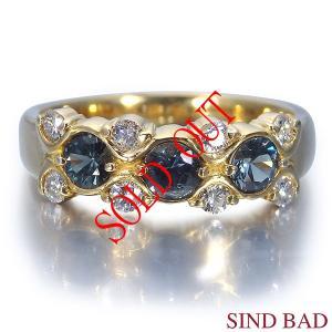 お買い上げ頂いたので、感謝の気持ち(サンキュー39)に価格を変更しました!アレキタイプガーネット 0.546ct|jewelry-sindbad
