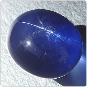 ルース 非加熱ブルースターサファイヤ 14.0カラット スターサファイア|jewelry-sindbad|03