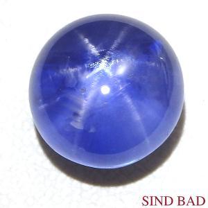 ルース 非加熱ブルースターサファイヤ 19.9カラット|jewelry-sindbad