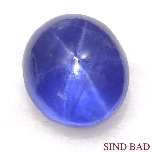 ルース 非加熱ブルースターサファイヤ 7.386カラット|jewelry-sindbad