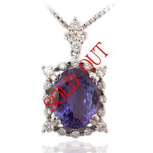 お買い上げ頂いたので、感謝の気持ち(サンキュー39)に価格を変更しました! タンザナイト 1.97ct|jewelry-sindbad