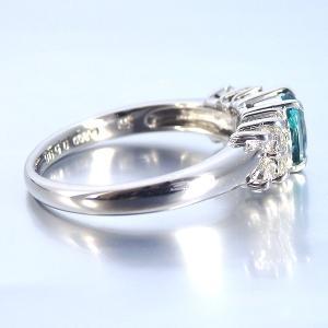グランディディエライト 指輪 プラチナ リング グランディディエライト 0.596ct ダイヤモンド 0.186ct 中央宝石研究所鑑別書付き|jewelry-sindbad|04