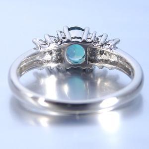 グランディディエライト 指輪 プラチナ リング グランディディエライト 0.596ct ダイヤモンド 0.186ct 中央宝石研究所鑑別書付き|jewelry-sindbad|05