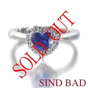 お買い上げ頂いたので、感謝の気持ち(サンキュー39)に価格を変更しました!サファイヤ 0.820ct|jewelry-sindbad