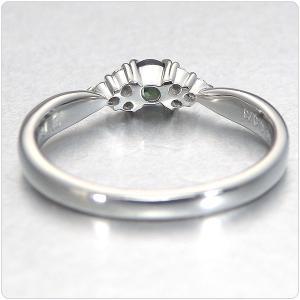 アレキサンドライト 指輪 プラチナ リング 0.168ct |jewelry-sindbad|05