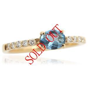 お買い上げ頂いたので、感謝の気持ち(サンキュー39)に価格を変更しました!サンタマリアアクアマリン 0.25ct|jewelry-sindbad