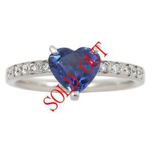 お買い上げ頂いたので、感謝の気持ち(サンキュー39)に価格を変更しました!非加熱サファイア 0.919ct|jewelry-sindbad