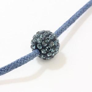 SWAROVSKI(スワロフスキー) ブレスレット スワロフスキークリスタル ブルー 青 【中古】 アクセサリー|jewelry-total