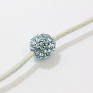 SWAROVSKI(スワロフスキー) ブレスレット スワロフスキークリスタル 水色 ブルー 【中古】 アクセサリー|jewelry-total