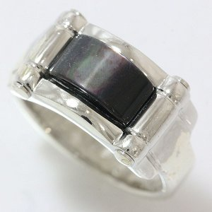 CHARRIOL(シャリオール) リング シェル 11号 シルバー(SV925) 【中古】 ジュエリー jewelry-total