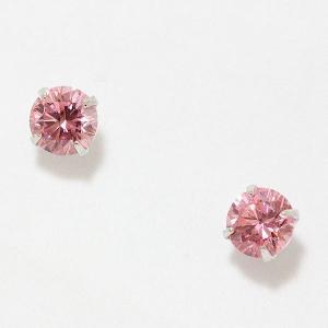 新品! ピアス キュービック 10金ホワイトゴールド(K10WG) 【新品】 ジュエリー|jewelry-total