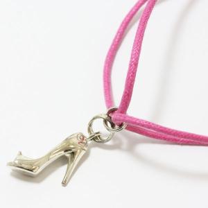 Links of London(リンクスオブロンドン) ブレスレット 靴 ハイヒール シルバー(SV925) 【中古】 ジュエリー|jewelry-total