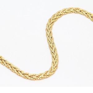 ブレスレット  18金イエローゴールド(K18YG)   【中古】 ジュエリー 【新品仕上げ済み】 netshop|jewelry-total