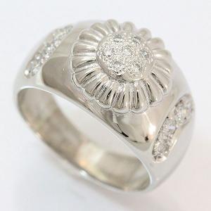 ダイヤモンド 計0.30ct リング 12.5号 プラチナ(Pt900)   【中古】ジュエリー 【新品仕上げ済み】 netshop|jewelry-total