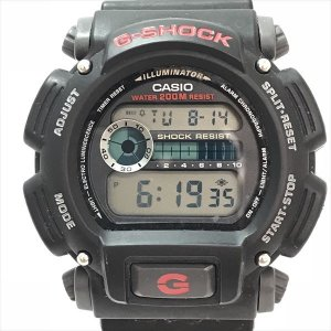 G-SHOCK(ジーショック)  DW-9052 デジタル 合成樹脂 クォーツ メンズ  【中古】 腕時計 netshop|jewelry-total