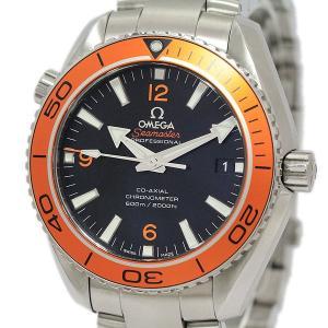 OMEGA(オメガ) シーマスター プラネットオーシャン 232.30.42.21.01.002  ステンレススチール(SS) オートマティック(自動巻き) メンズ  【中古】 腕時計 netshop|jewelry-total
