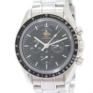 OMEGA(オメガ) スピードマスター 50周年記念 311.30.42.30.01.001 クロノグラフ ステンレススチール(SS) 手巻き メンズ  【中古】 腕時計 netshop|jewelry-total