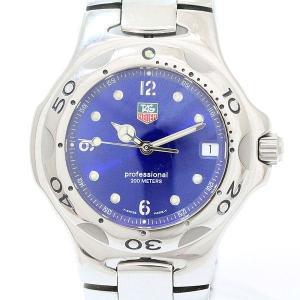 TAG HEUER(タグホイヤー) キリウム WL1116  ステンレススチール(SS) クォーツ メンズ  【中古】 腕時計 netshop|jewelry-total