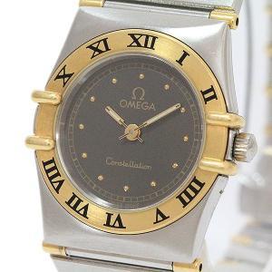 OMEGA(オメガ) コンステレーション   ステンレススチール(SS) クォーツ レディース  【中古】 腕時計 netshop|jewelry-total