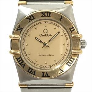 OMEGA(オメガ) コンステレーション   YG×SS クォーツ レディース  【中古】 腕時計 netshop|jewelry-total