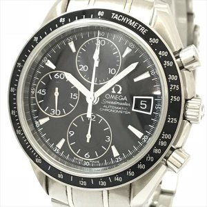 OMEGA(オメガ) スピードマスター デイト 3210.50 クロノグラフ ステンレススチール(SS) オートマティック(自動巻き) メンズ  【中古】 腕時計 netshop|jewelry-total
