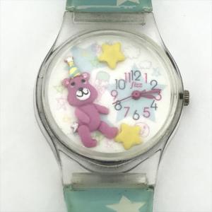 J-axis fizz  ホワイト SS(ステンレススチール) クウォーツ レディース 【中古】 腕時計 all shop hd|jewelry-total
