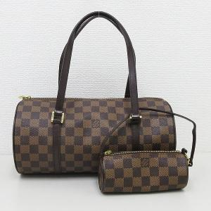 LOUIS VUITTON(ルイヴィトン) パピヨンGM ポーチ ハンドバッグ ダミエ N51303【中古】【ブランドバッグ】|jewelry-total