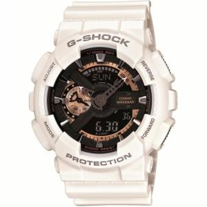 CASIO/カシオ G-SHOCK/ジーショック Rose Gold Series/ローズゴールドシリーズ デジアナ ビッグケース GA-110RG-7AJF|jewelry-watch-bene