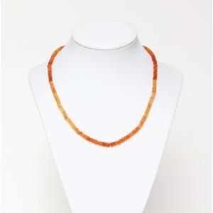 ネックレス レディース カーネリアン 天然石 パワーストーン ジュエリーミー 高木ミンク 通販 送料無料 jewelryme