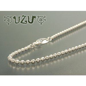 NE-334 【UZU】 2.5mmボールチェーン 40cm